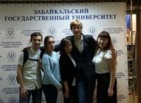 «День юриста» 3 декабря две команды ЧИ БГУЭП отметили игрой в ЗабГУ