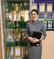 В Следственном управлении Следственного комитета РФ по Забайкальскому краю был утвержден проект буклета студентки ЧИ БГУ